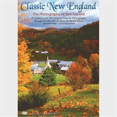 Classic New England DVD