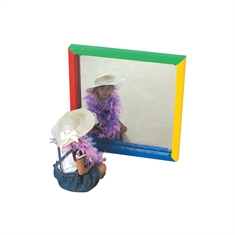 Soft Frame Flat Mirror