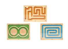 Amazing Chase™ Mazes- Set of 3
