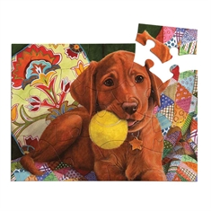 Jig Saw Puzzle- Sheep Dog
