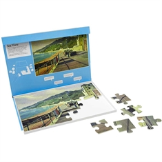 Jig Saw Puzzle- Sea View
