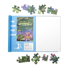 Jig Saw Puzzle- Lily Pond