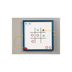 Magnetic Interactive Activities- Tic Tac Toe