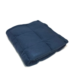 Fleece Weighted Blanket- Medium