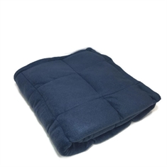 Fleece Weighted Blanket- Large