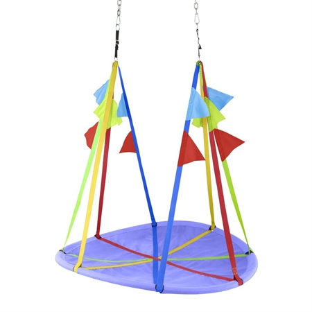 Rainbow Flag Swing