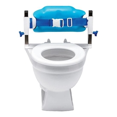 SECURESEAT™ Lo - Back Toilet Support - Large