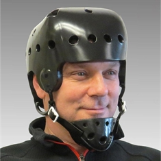 Breezelite Helmet with Chin Guard
