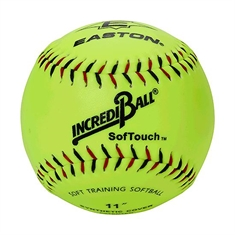 Easton® Neon SofTouch™ Synthetic Incrediball® - 11""