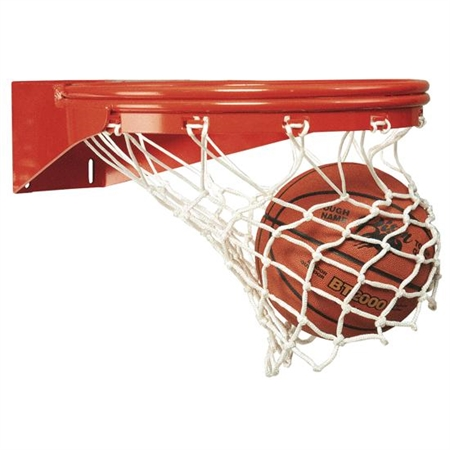 Bison® Front-Mount Basketball Goal