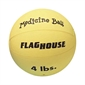FlagHouse Rubber Medicine Balls - 4 lbs - Thumbnail 1