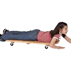 Long Board Crawler