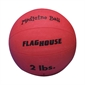 FlagHouse Rubber Medicine Balls - 2 lbs - Thumbnail 1