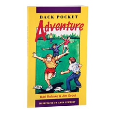 Back Pocket Adventure Book