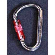 Aluminum HMS Carabiner Supersafe