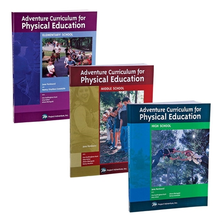 Physical Education Curricula Trilogy Set