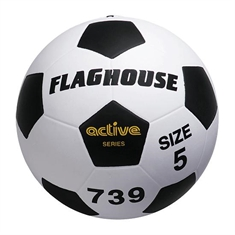 FlagHouse Active Series Rubber Soccer Ball - #5