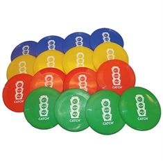 CATCH® Go Slow Whoa® Flying Disc Set