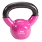 Body Solid® Vinyl Coated Colored Kettlebells  8 lb. - Thumbnail 1