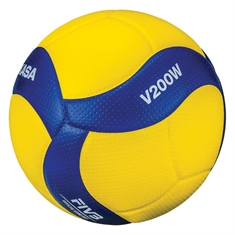 Mikasa® MVA200 Olympic Composite Indoor Volleyball