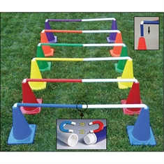 DropIn Breakaway Hurdle Set