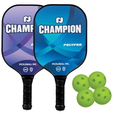 Champion Poly Pro Paddle Bundle