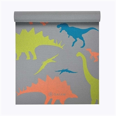 Gaiam Kids Yoga Mat - Dino Zone