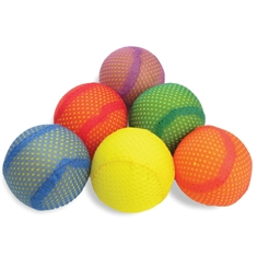 Mesh Covered Foam Ball Set