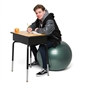 Bouncyband® No Roll Weighted Ball Chair - 65cm - Thumbnail 3