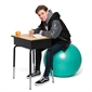Bouncyband® No Roll Weighted Ball Chair - 65cm - Thumbnail 1