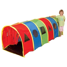 Super Sensory Activity Tunnel - 6ft