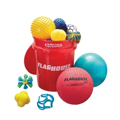 FlagHouse® Keepers! Sensory Ball Set