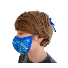 Protective Cotton Fabric Masks - 100 Pack