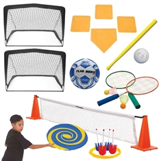 At Home Family Sports Kit