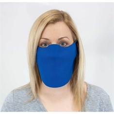 Flat Face Mask Adult Size - 10 pack