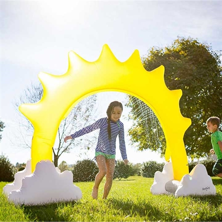 Inflatable Sunrise Sprinkler