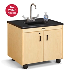 "Portable Sink - 26"" Counter without heater"