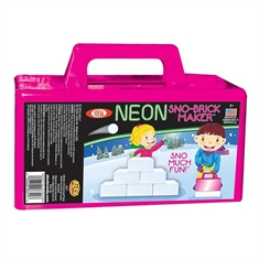 Neon Sno-Brick Maker