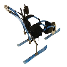 Rear Ski Kit for Hippocampe