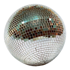 Revolving Mirror Ball