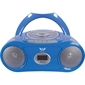 AudioAce™ Portable Bluetooth® Boombox and Media Player - Thumbnail 1